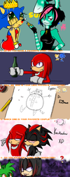 Sonic Meme: Poison Style by Hatchet-Ears