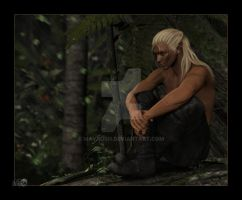 Regrets: Zevran Arainai by Mavrosh