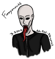 Funnymouth doodle 2 by randomdrawerchic