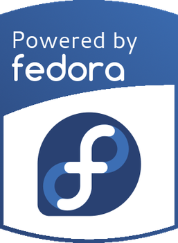 Powered by Fedora by williamjmorenor
