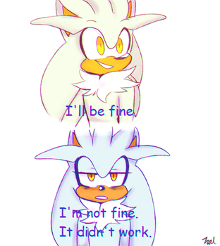 ill be fine. by sa2battle