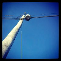 Power Pole by MauserGirl