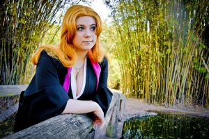 Bleach: Matsumoto Rangiku 07 by absolutequeen