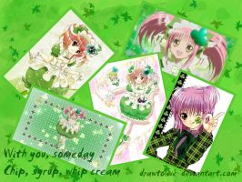Shugo Chara - Amulet Clover by DrawToLive