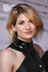 Jodie Whittaker (Doctor Who) latex fake 04 v01 by ElisabetaM