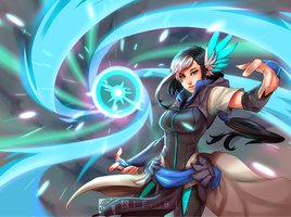 Rune Synergy Charge by RifTheBit