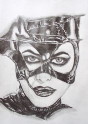 catwomen by h1artyness