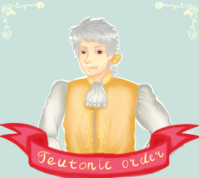 APH Teuton in the 18 century by prussiaGilbo