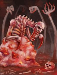 Dead Hand by Jujulica