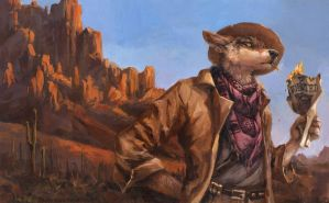 Outlaw by kenket