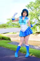Sailor Mercury by MomoKurumi