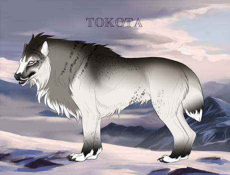 Speckle 15296 by TotemSpirit