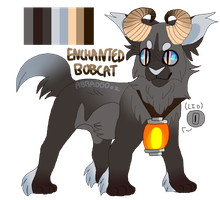 Enchanted Bobcat Auction CLOSED by Abbadoo02
