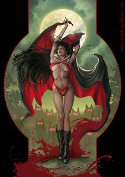 Vampirella. by Claudia-SG