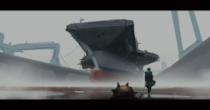 Carrier by Hideyoshi