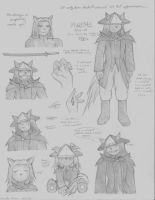 Dust: An Elysian Tail - Cassius Takes Over My Page by GaleSpider