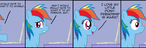 Rainbow Dash Realizes by Cyberglass