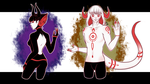 [CLOSED] Monster mixed Adopt #4 by MariMari-Adopts