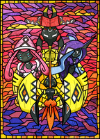 The Guardian Deities of Alola