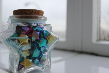 Jar of Wishes by lily101220