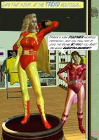 Electra Dummy By Captain Zammo by The-Mind-Controller