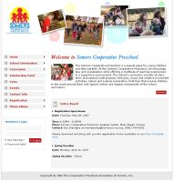Somers Cooperative Preschool by WebRules