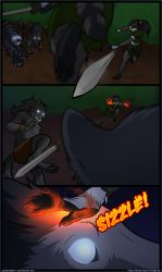 The Realm of Kaerwyn Issue 13 Page 29 by JakkalWolf