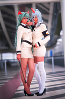 PSWG - Scanty and Kneesocks by Itasil