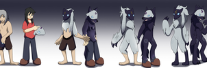Kindred mask (Sheep and Wolf TF) by Avianine