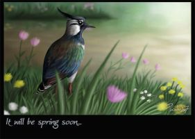 It will be spring soon 3 by Emberiza