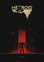 a metroid game by Archymedius