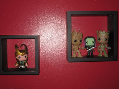 Funko Collection by thepunkpalace