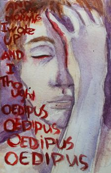 Oedipus by Charoit