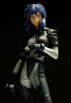 Ghost In The Shell Motoko by RodneyJGPhotos