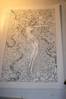 Poison Ivy Inks by devgear