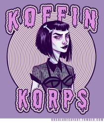 KOFFINKORPS by UrsulaDecay