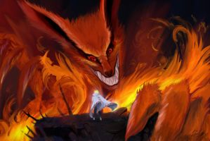 Nine Tails by CptnT