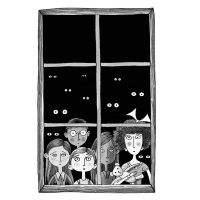 The Faces in the Window by scratchproductions