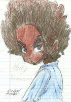 Huey Freeman (Boondocks Season 1) by Joshtrip1
