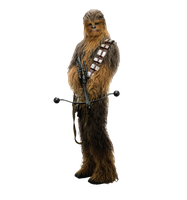 Star wars the last jedi Chewbacca PNG by Metropolis-Hero1125