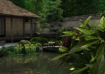 The Pond by VeeSwan