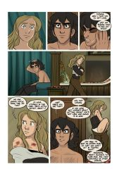 Mias and Elle Chapter5 pg17 by StressedJenny