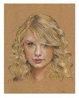 taylor swift by bunny34