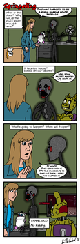 Springaling 354: Dodged that bullet by Negaduck9