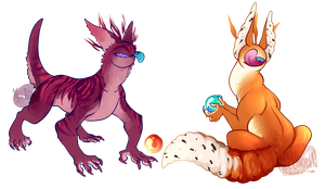 {ADOPTS} Gecko 4 ur Thoughts? [CLOSED] by WellHidden