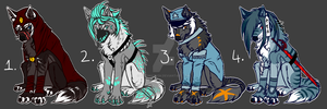 Collab adopts - CLOSED [0/4]