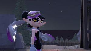 Callie(Now) by CatDraculaX05