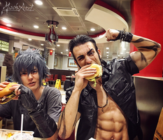 Noctis - Final Fantasy XV Cosplay by Misch.Axel by MischAxel