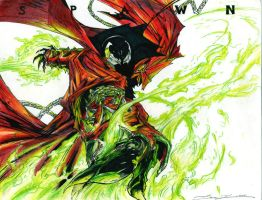 Inked Spawn by ArchLimit