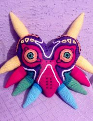 Majora's Mask by suffhie